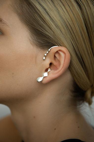 Flux Ear Cuff